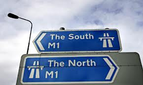 the-north-the-south